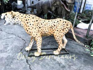 Life size Animatronic Creatures Leopard