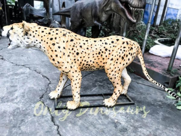 Life size Animatronic Creatures Leopard3