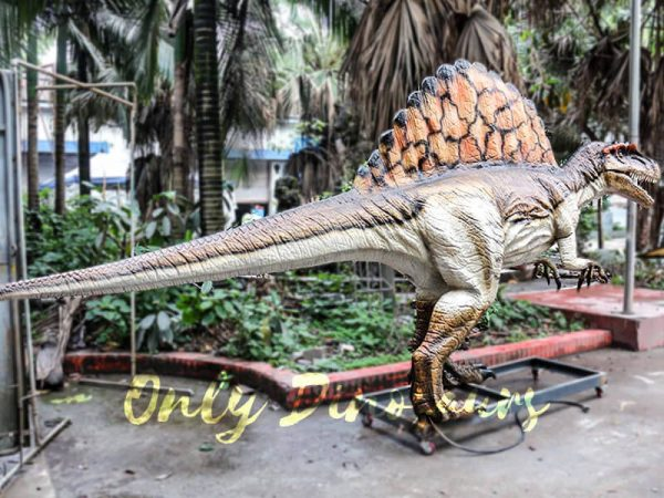 Lifelike Animatronic Dinosaur Spinosaurus for sale5