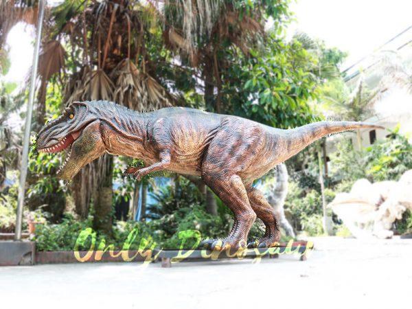 Lifelike T rex Animatronic Robot Dinosaur Model1