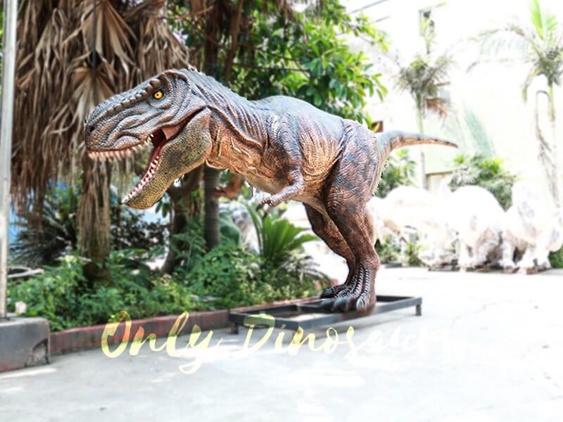 Lifelike T rex Animatronic Robot Dinosaur Model2