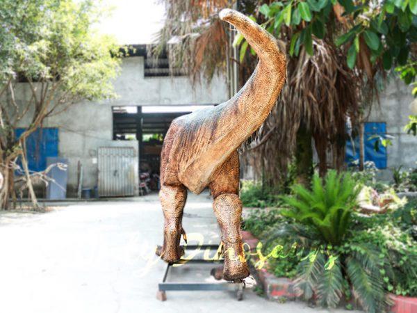 Lifelike T rex Animatronic Robot Dinosaur Model4