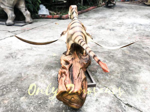 Lifesize Artificial Dimorphodontia on Trunk3
