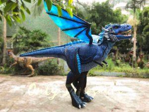 Light Weight Costume Dragon Hand Control