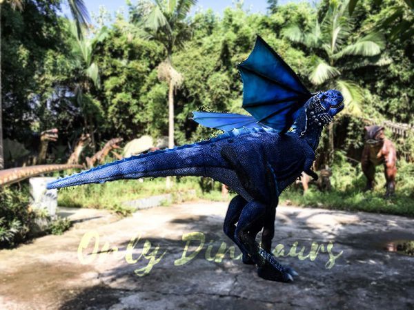 Light Weight Costume Dragon Hand Control3