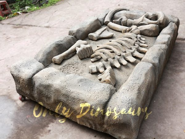 Mammoth Fossil Replica Dig for Kids2