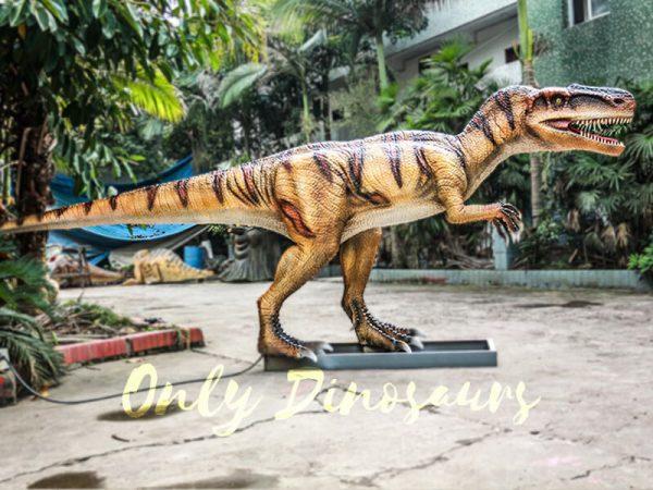Museum Center Exhibition Animatronic Monolophosaurus1