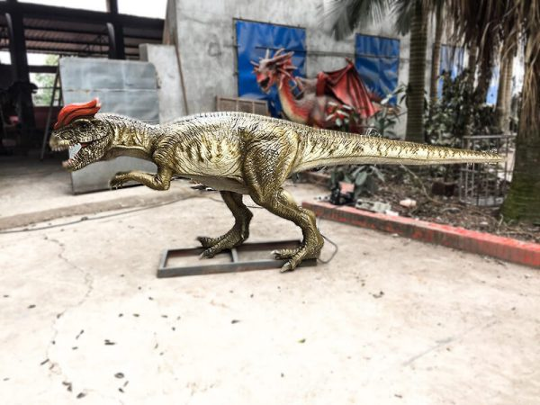 Park Atrraction Animatronic Dinosaurs Dilophosaurus4