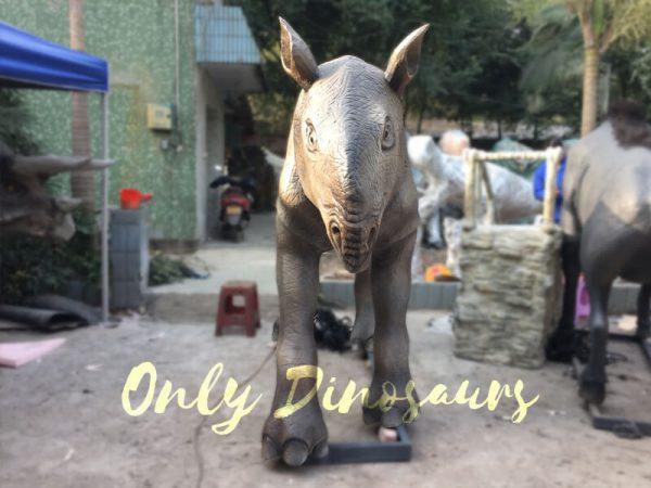 Prehistoric-Animal-Animatronic-Paraceratherium-for-Museum4