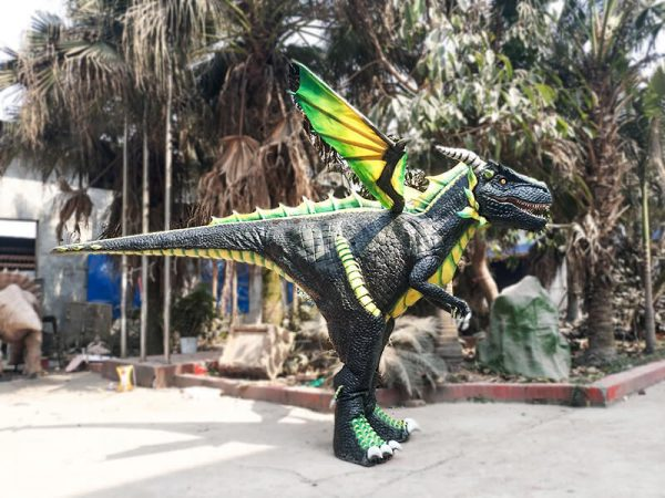Professional Dragon Costume for TV Show1