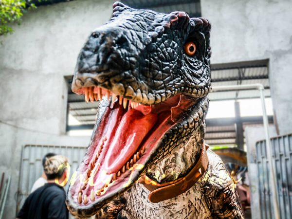 Realistic-Animatronic-Dinosaur-Costume-of-Raptor4