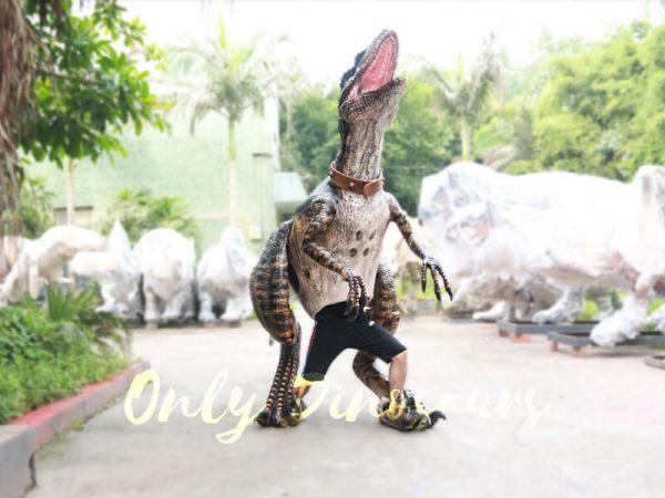 Realistic-Animatronic-Dinosaur-Costume-of-Raptor5