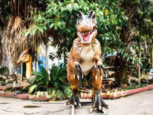 Realistic Animatronic Spinosaurus Robot Dinosaur