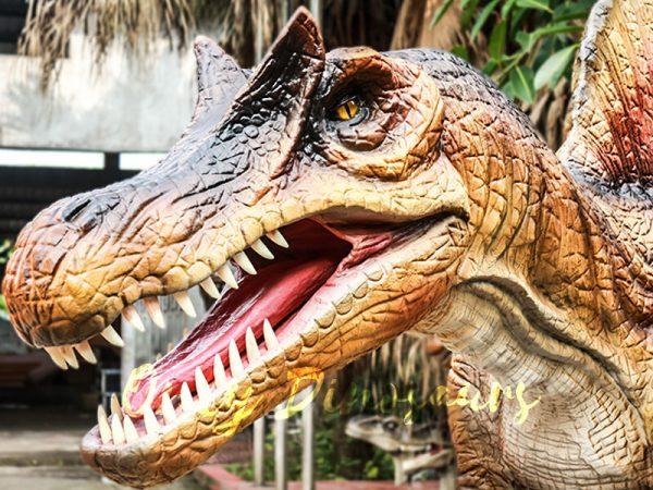 Realistic Animatronic Spinosaurus Robot Dinosaur5