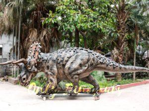 Realistic Jurassic Park Animatronic Triceratops