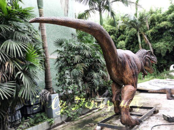 Scary Animatronic Tyrannsaurus rex for Jurassice Event4