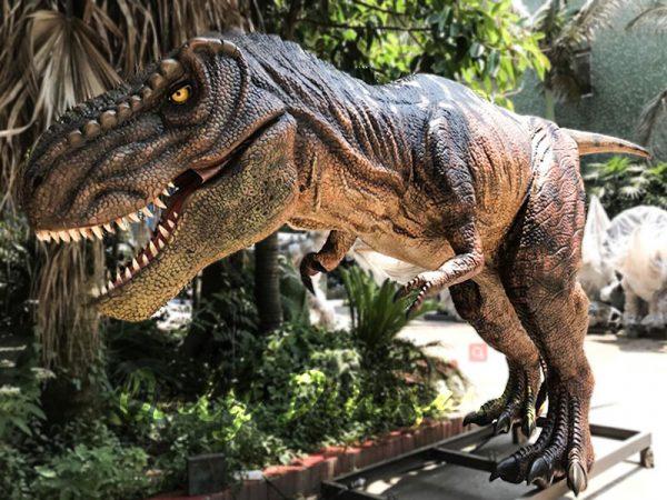 Scary Animatronic Tyrannsaurus rex for Jurassice Event7