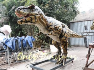 T-Rex Animatronic Dinosaur Exhibit for sale
