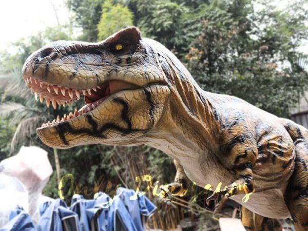 T Rex Animatronic Dinosaur Exhibit for sale2