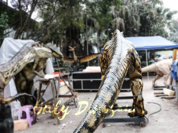 T Rex Animatronic Dinosaur Exhibit for sale4