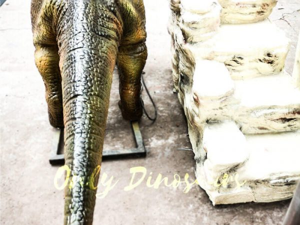 Theme Park Amusement ride on dinosaurs Protoceratops5