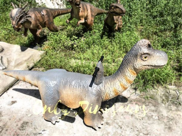 Theme Park Brachiosaurus Dinosaur you can Ride1