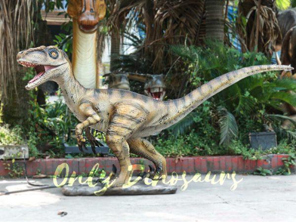 Velociraptor Animatronic Decoration of Park1