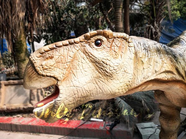 Vivid Dinosaur Animatronic Iguanodon of Dinosaur Exhibition1