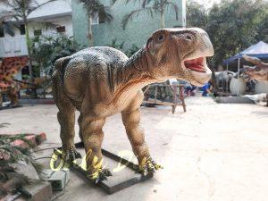 Vivid Dinosaur Animatronic Iguanodon of Dinosaur Exhibition