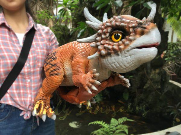 Adorable-Dinosaur-Stygimoloch-Puppet-Fake-Hand6
