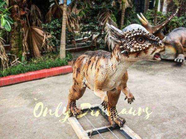 Animatronic Stygimoloch Babies Attraction3