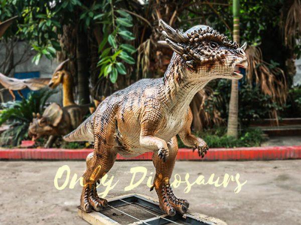 Animatronic Stygimoloch Babies Attraction4