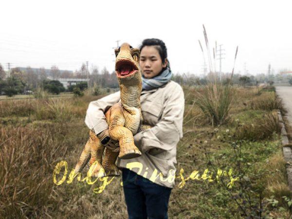 Baby Dinosaur Lifesize Puppet Arm Control2