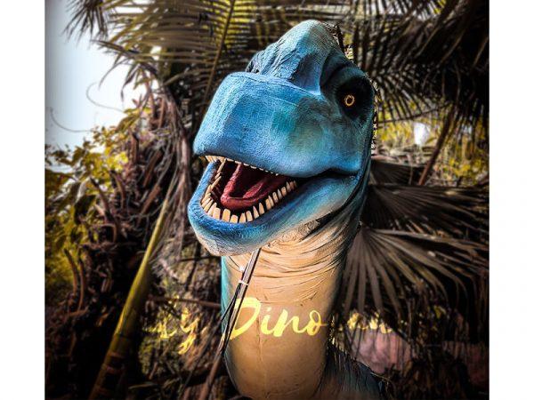 Brachiosaurus Long Neck Puppet Lifelike Prop2