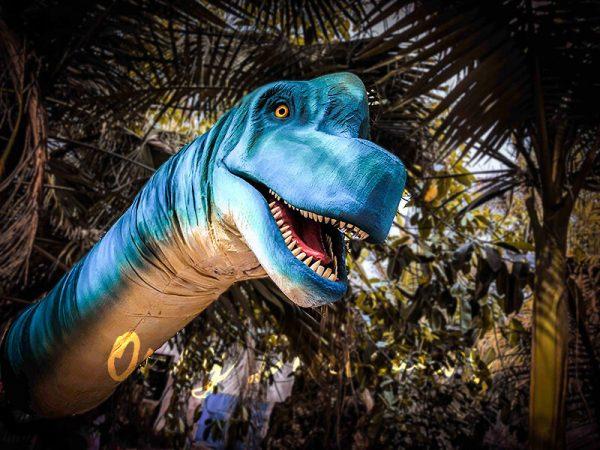 Brachiosaurus Long Neck Puppet Lifelike Prop3
