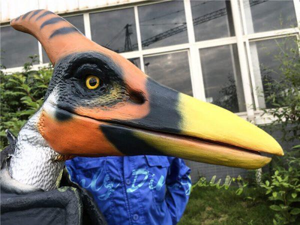 Colorful Animatronic Pterosaur Puppets for sale2