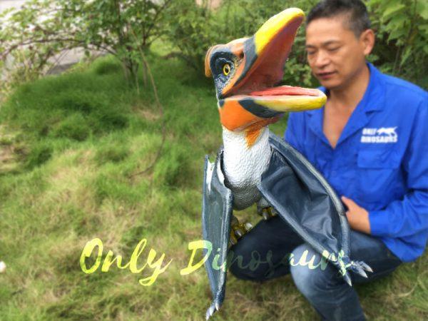 Colorful-Animatronic-Pterosaur-Puppets-for-sale3-1