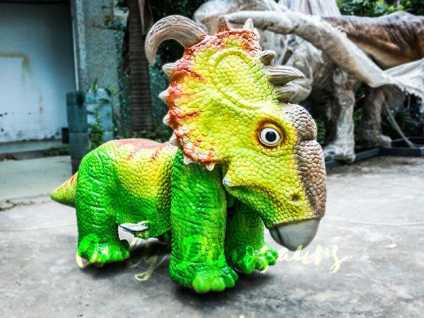 Custom Chinese Dinosaur Kiddie Rides1