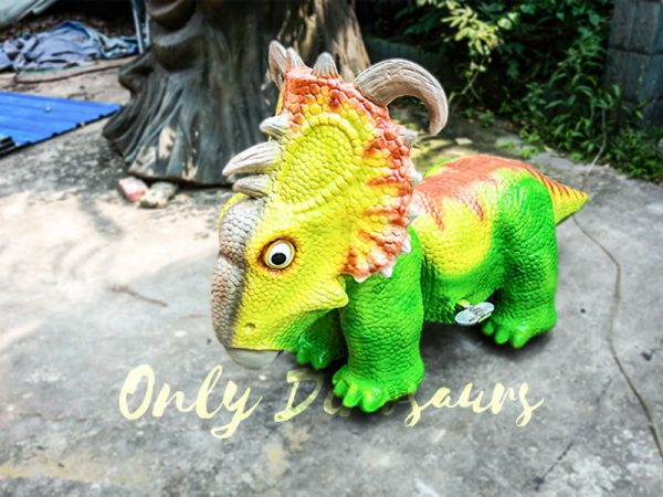 Custom Chinese Dinosaur Kiddie Rides3