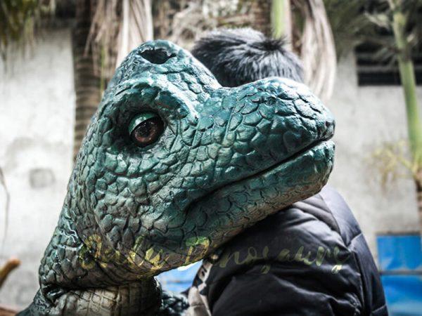 Dinosaur Hand Puppet Brachiosaurus for Show3