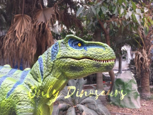 Dinosaur-Realistic-Costume-Of-Green-T-Rex111