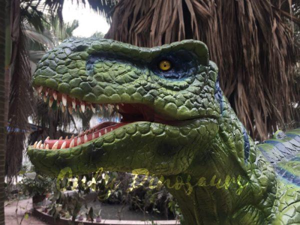Dinosaur-Realistic-Costume-Of-Green-T-Rex333