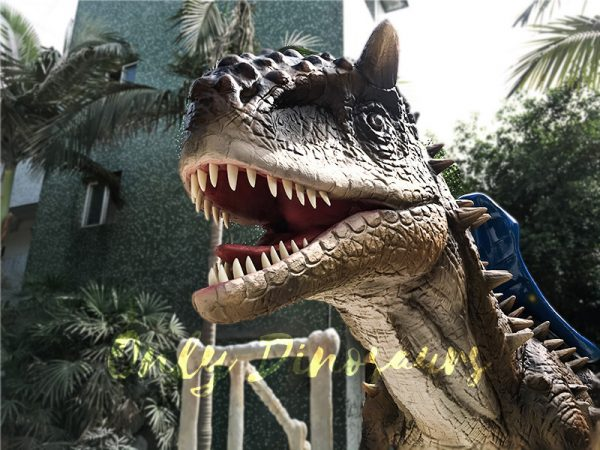 Electric Dinosaur Ride Big Carrotaurus3