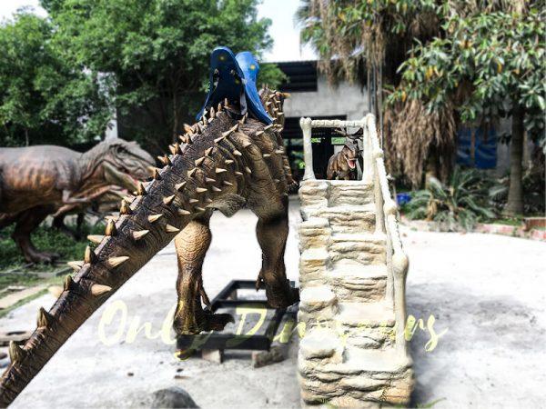 Electric Dinosaur Ride Big Carrotaurus5