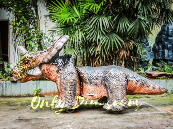 Motorized Dinosaur Rides for Amusement Playground3