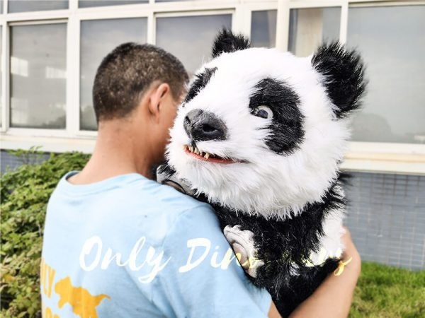 Panda Baby Hand Puppet for Kids2