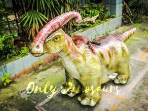 Parasaurolohus Ride for Playground Amusement