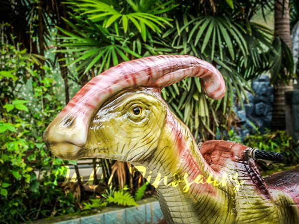 Parasaurolohus Ride for Playground Amusement2
