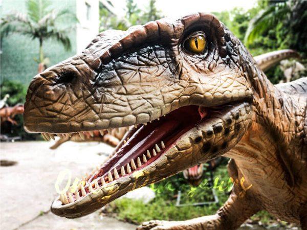 Playskool Ride on Dinosaur Velociraptor4