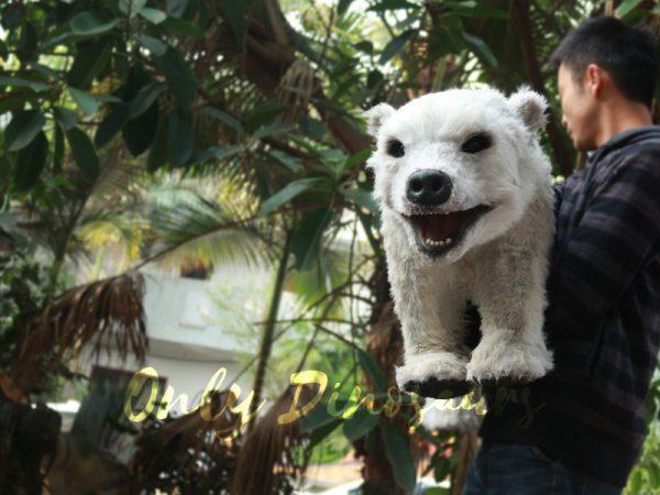 Polar-Bear-Baby-Puppet-For-Kids